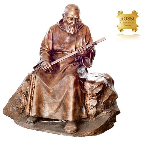 Eccezionale Rossi Statue Sacre - Pietrelcina - Italy RP72