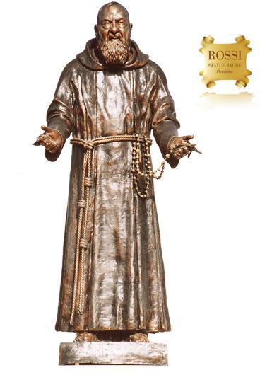 Preferenza Rossi Statue Sacre - Pietrelcina - Italy BR18