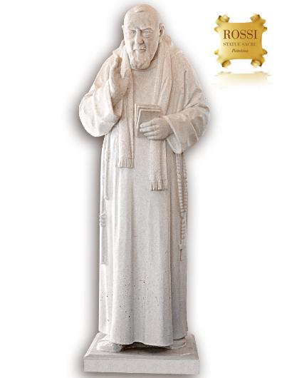 spesso Rossi Statue Sacre - Pietrelcina - Italy IU47