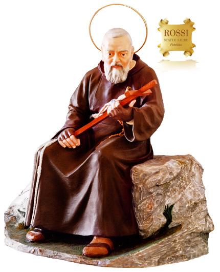 Amato Rossi Statue Sacre - Pietrelcina - Italy MD38