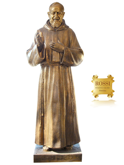 Super Rossi Statue Sacre - Pietrelcina - Italy YO62