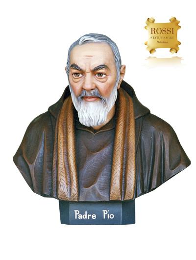 spesso Rossi Statue Sacre - Pietrelcina - Italy FS17